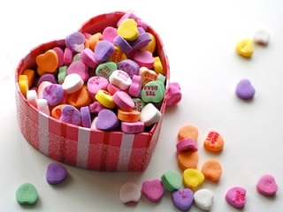 valentinecandy